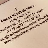 Behandlung von Tennisarm / Tennisellenbogen / Golferellenbogen mit Blutegeln in der Potsdamer Naturheilpraxis von Heilpraktikerin Marina Hirsch-Sanders