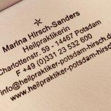 Allergie - Desensibilisierung / Hyposensibilisierung Potsdam / Wannsee / Zehlendorf - Behandlung in der Sprechstunde von Marina Hirsch-Sanders mit Bioresonanz ohne Injektionen