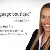 Language Boutique - Katja Antón Image 1